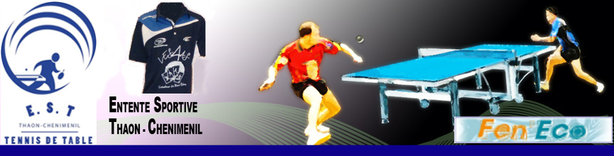 ESTC, Tennis de table